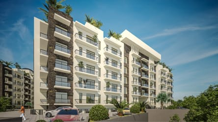 The Palm Residential Apartments