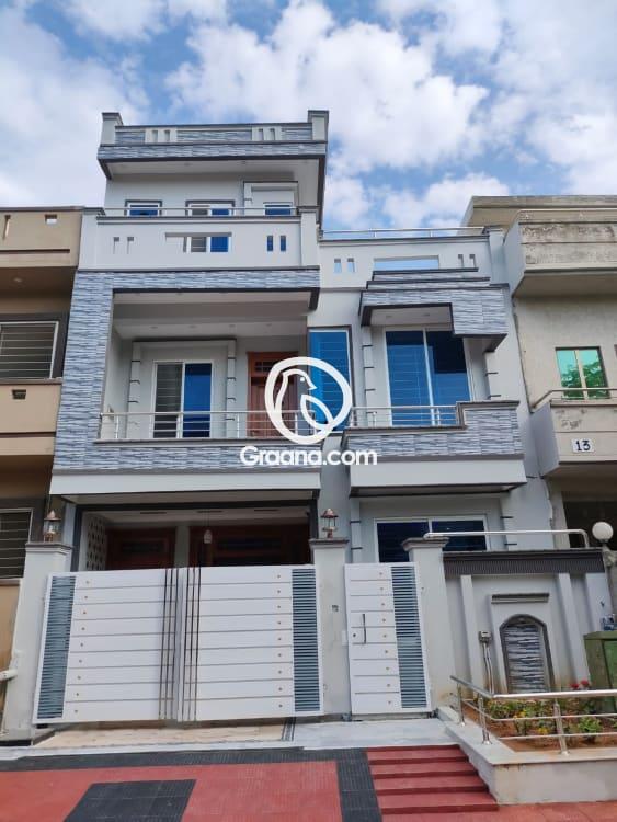 4 Marla House for Sale in G-13/1, Islamabad   Graana.com