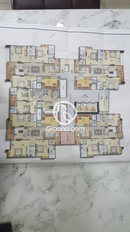 1100 Sqyd Apartment for Sale | Graana.com