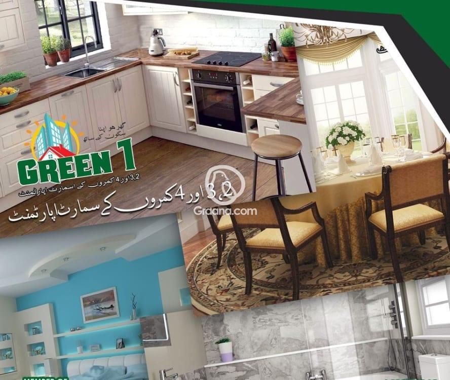 1080 Sqft Apartment for Sale   Graana.com