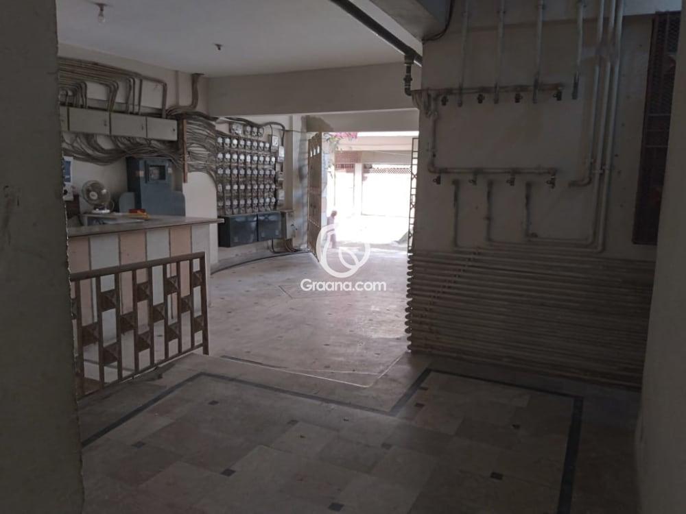 6th Floor  950 Sqft Apartment for Rent | Graana.com