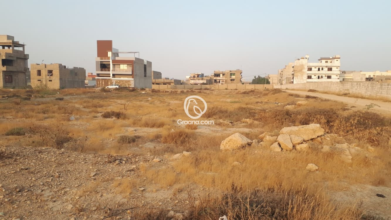 120 Sqyd Residential Plot for Sale    Graana.com