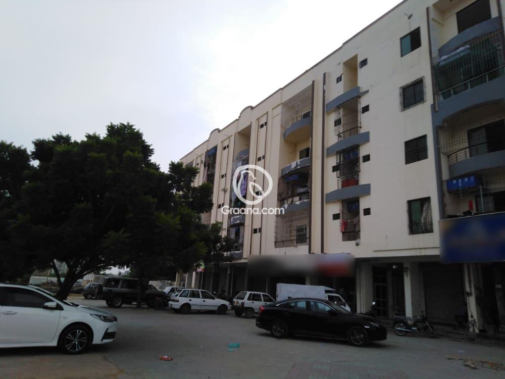 2nd Floor 1000 Sqft  Apartment for Rent | Graana.com