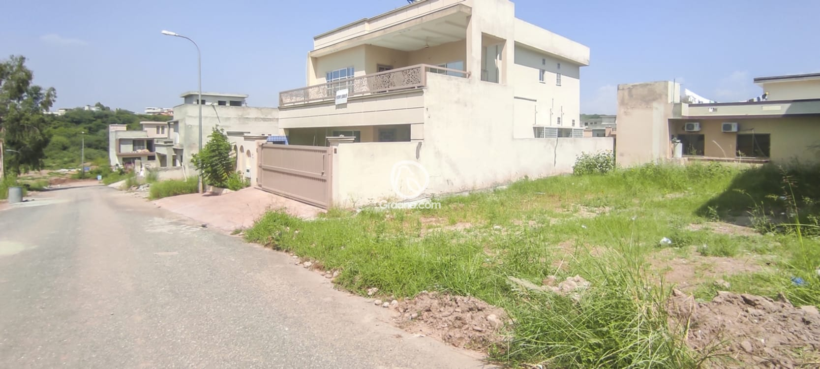 12 Marla Residential Plot For Sale | Graana.com