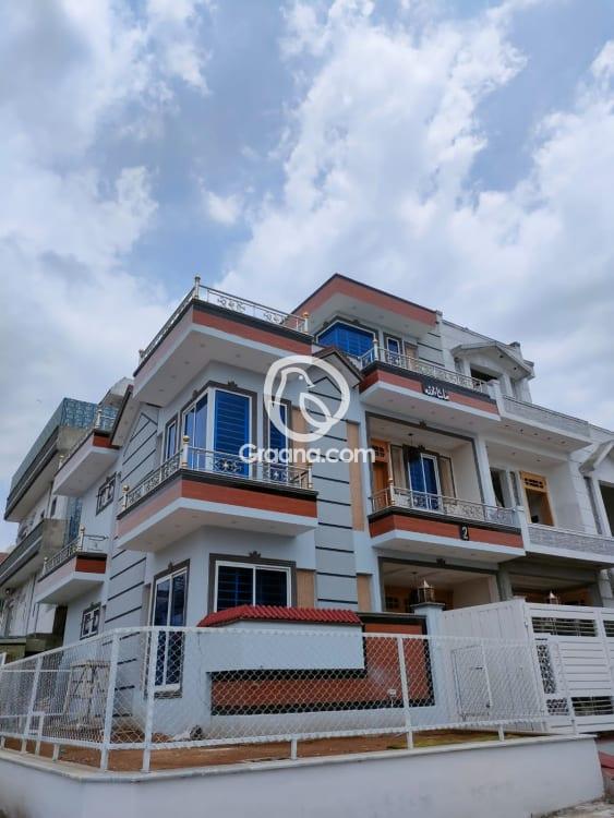 4 Marla House for Sale in G-13/1, Islamabad | Graana.com