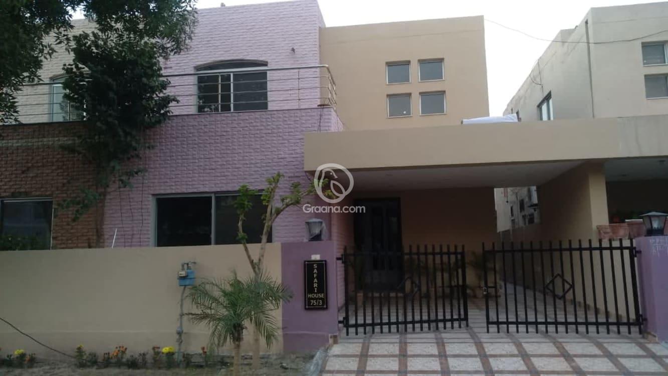 Safari Villas, Sector B, Bahria Town, Lahore | Graana.com