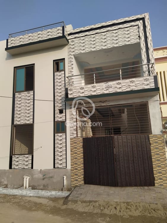 3.75 Marla House For Sale   Graana.com