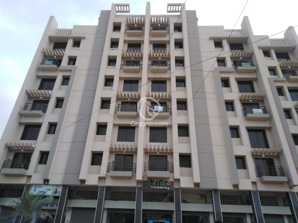 3rd Floor  2400 Sqft  Apartment for Sale | Graana.com