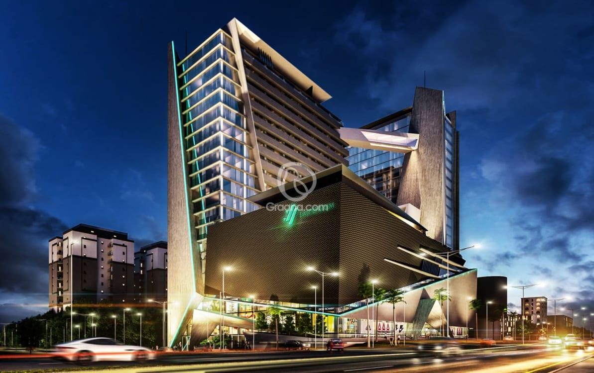 600 Sqft Office for Sale | Graana.com