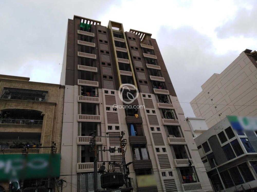 8th Floor 1000 Sqft Apartment for Rent   Graana.com