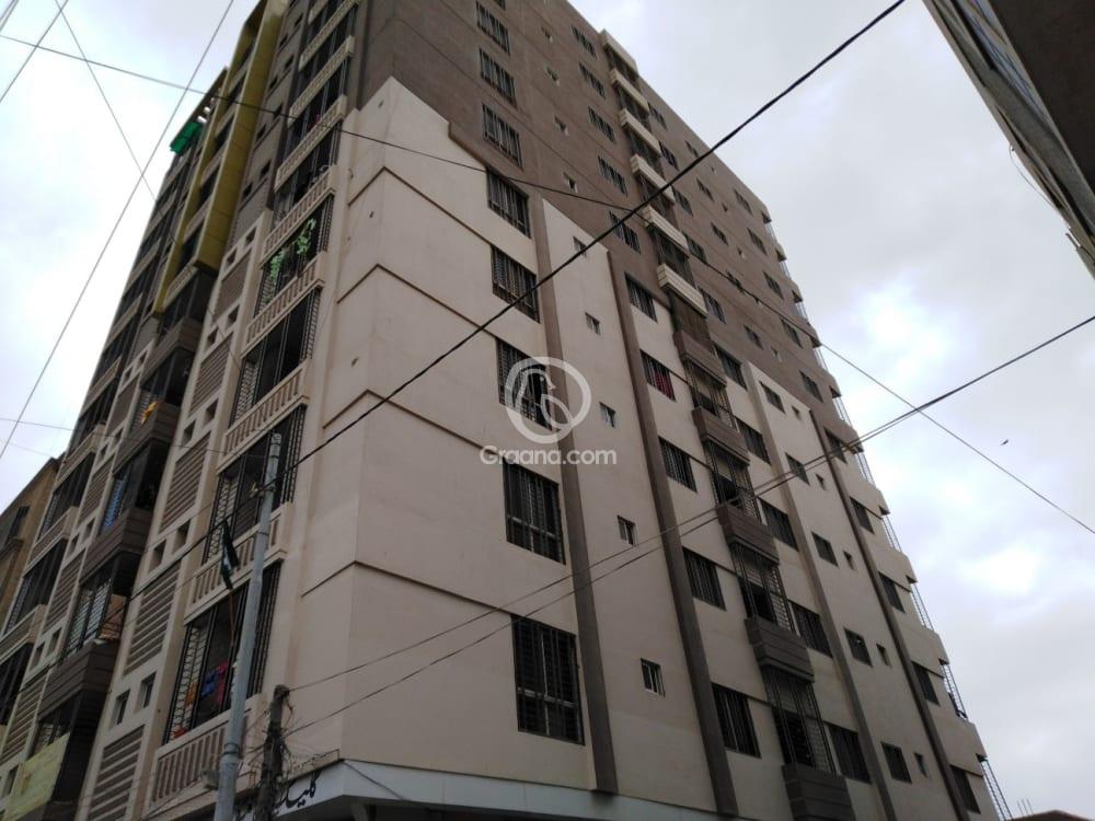 8th Floor 1000 Sqft Apartment for Rent  | Graana.com
