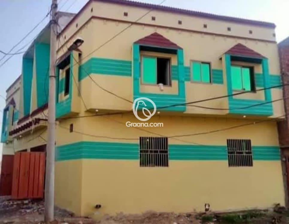 2.5 Marla House For Sale | Graana.com