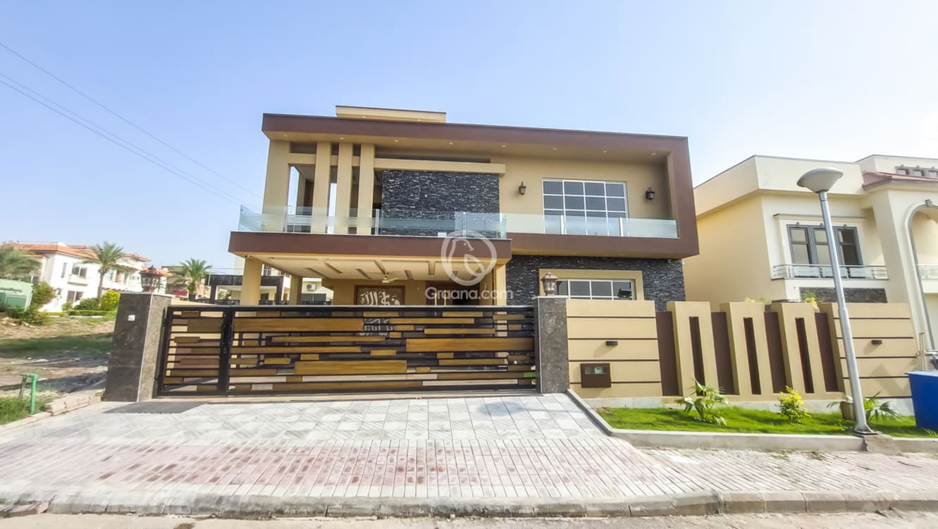 1 Kanal House For Sale In Bahria Town Phase 3 | Graana.com