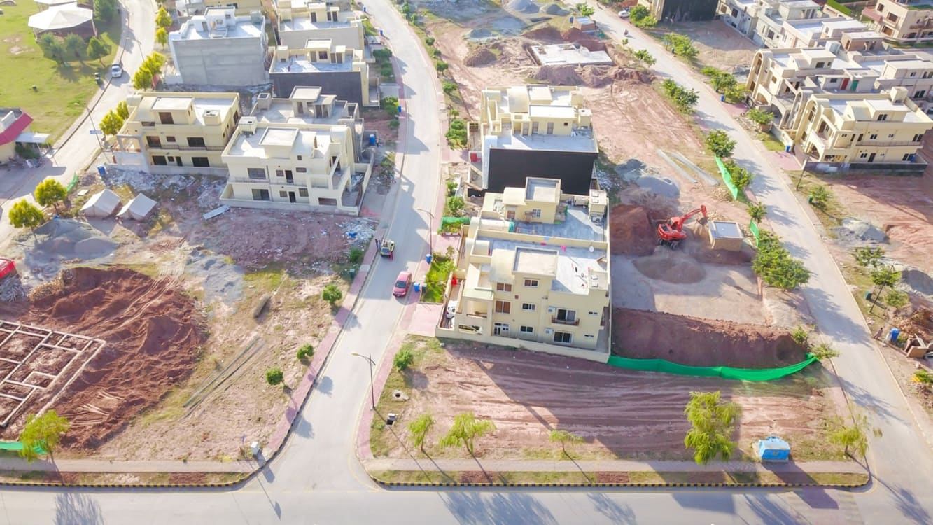 8 Marla Residential Plot For Sale   Graana.com