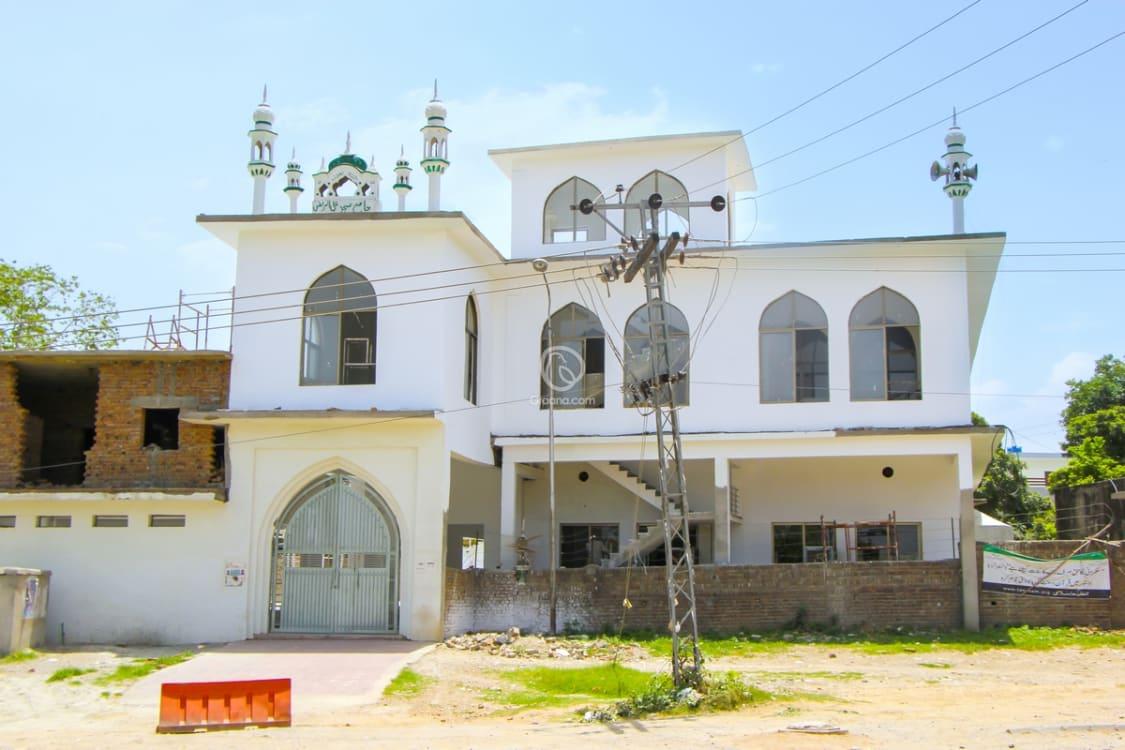 8 Kanal Residential Plot For Sale | Graana.com