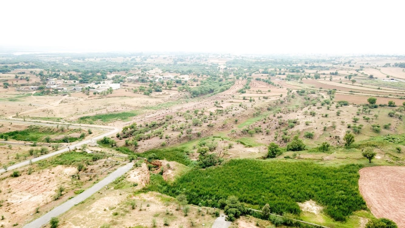 10 Marla Plot for Sale in PECHS, Islamabad | Graana.com