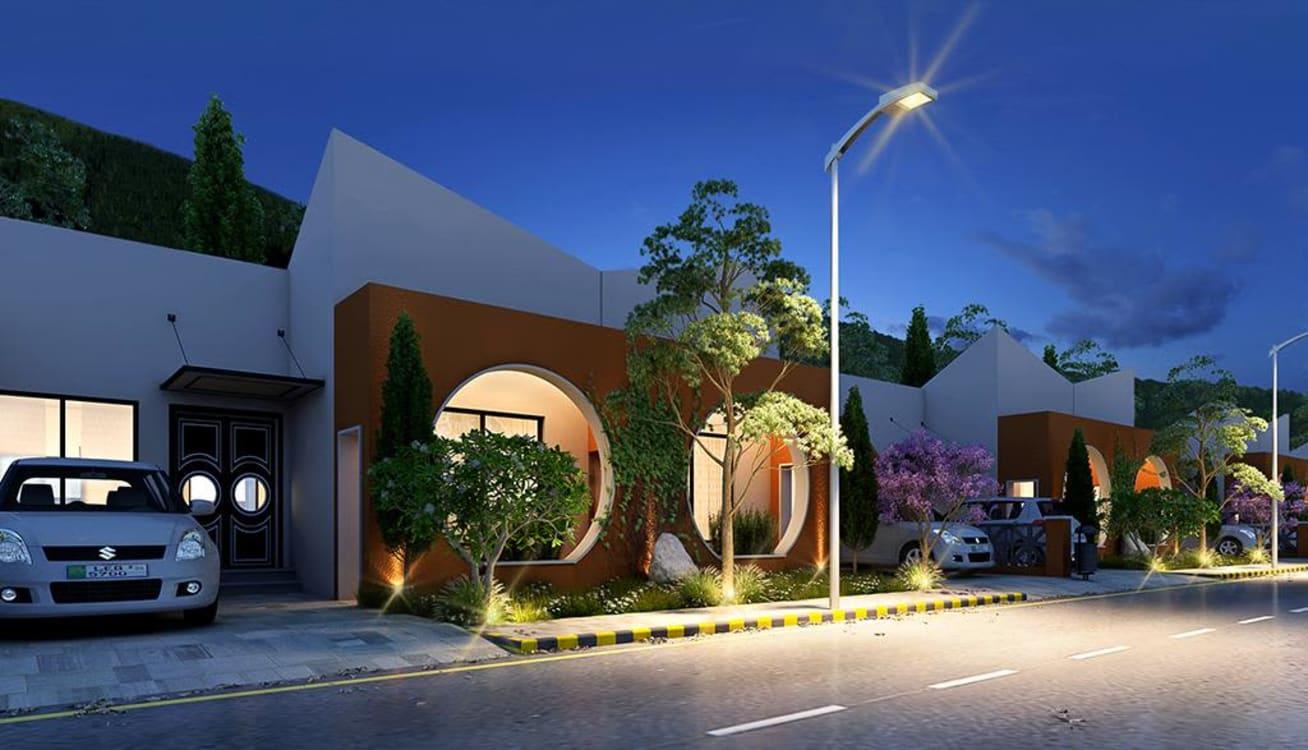 7 Marla House For Sale in Chakri Road, Rawalpindi | Graana com
