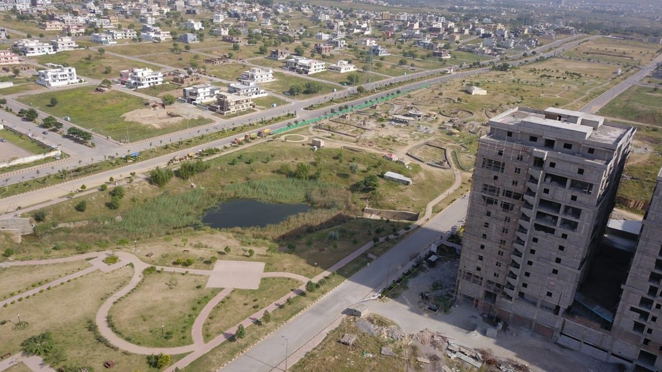 8 Marla Residential Plot For Sale | Graana.com