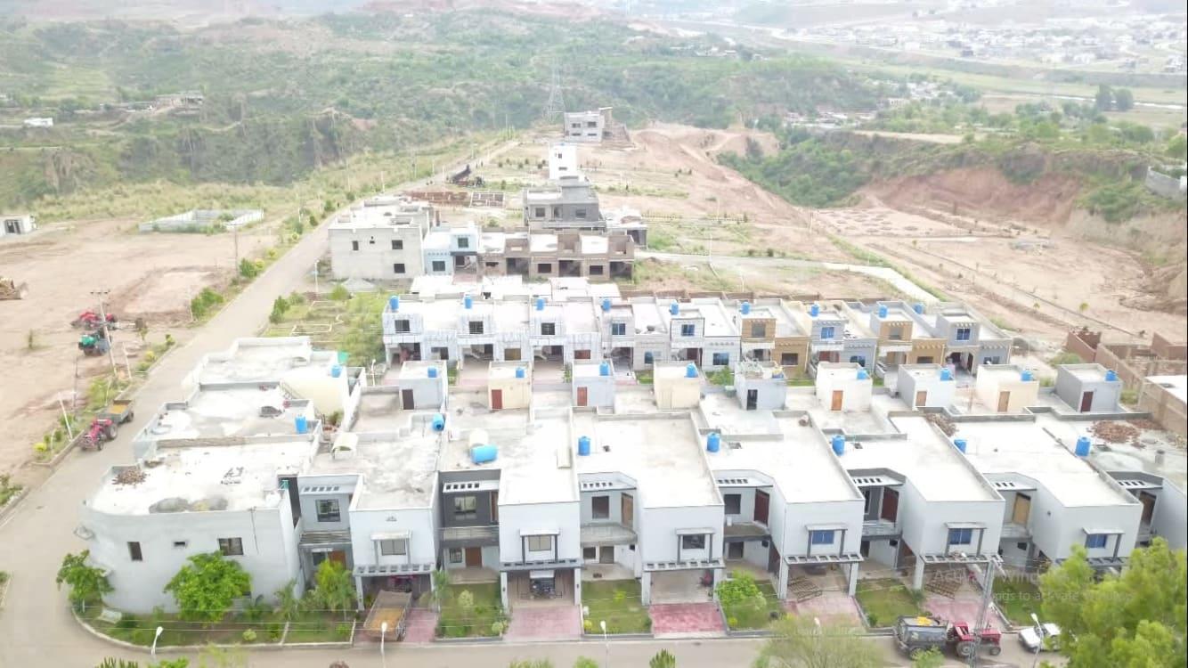 3 Marla Plot at Sapphire Villas is Up For Sale in Adyala Road | Graana.com