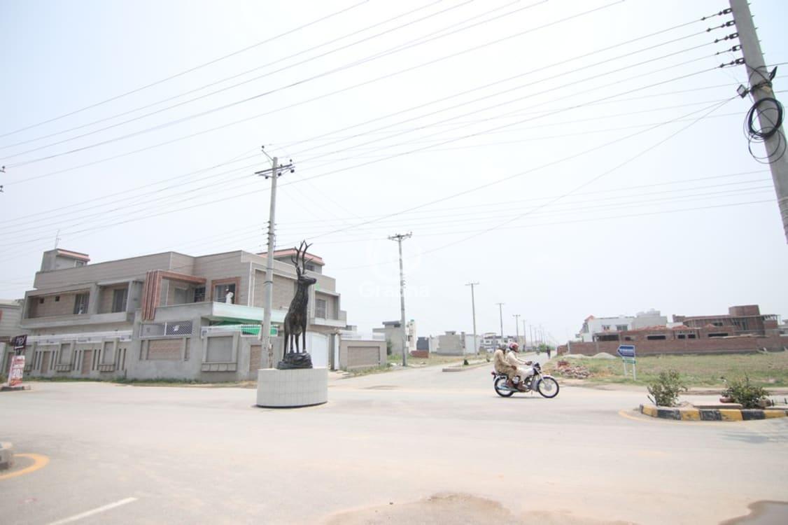 3 Marla Residential Plot For Sale | Graana.com