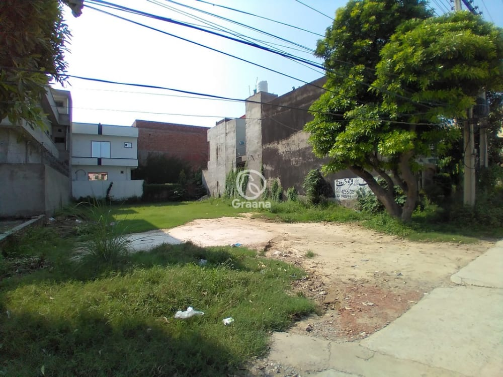 3 Marla Residential Plot For Sale   Graana.com