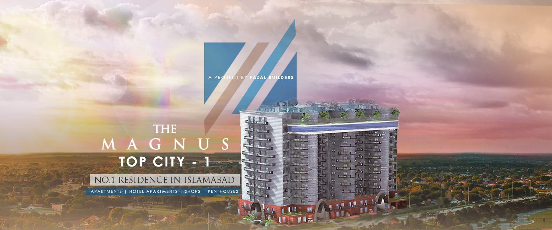 The Magnus, Islamabad | Graana.com
