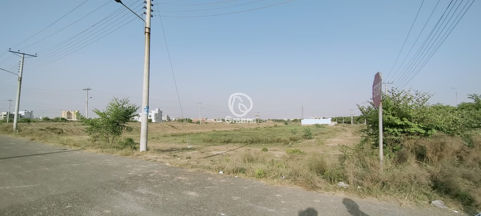 10 Marla Residential Plot For Sale | Graana.com