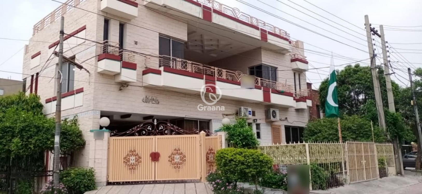 13 Marla House For Rent | Graana.com
