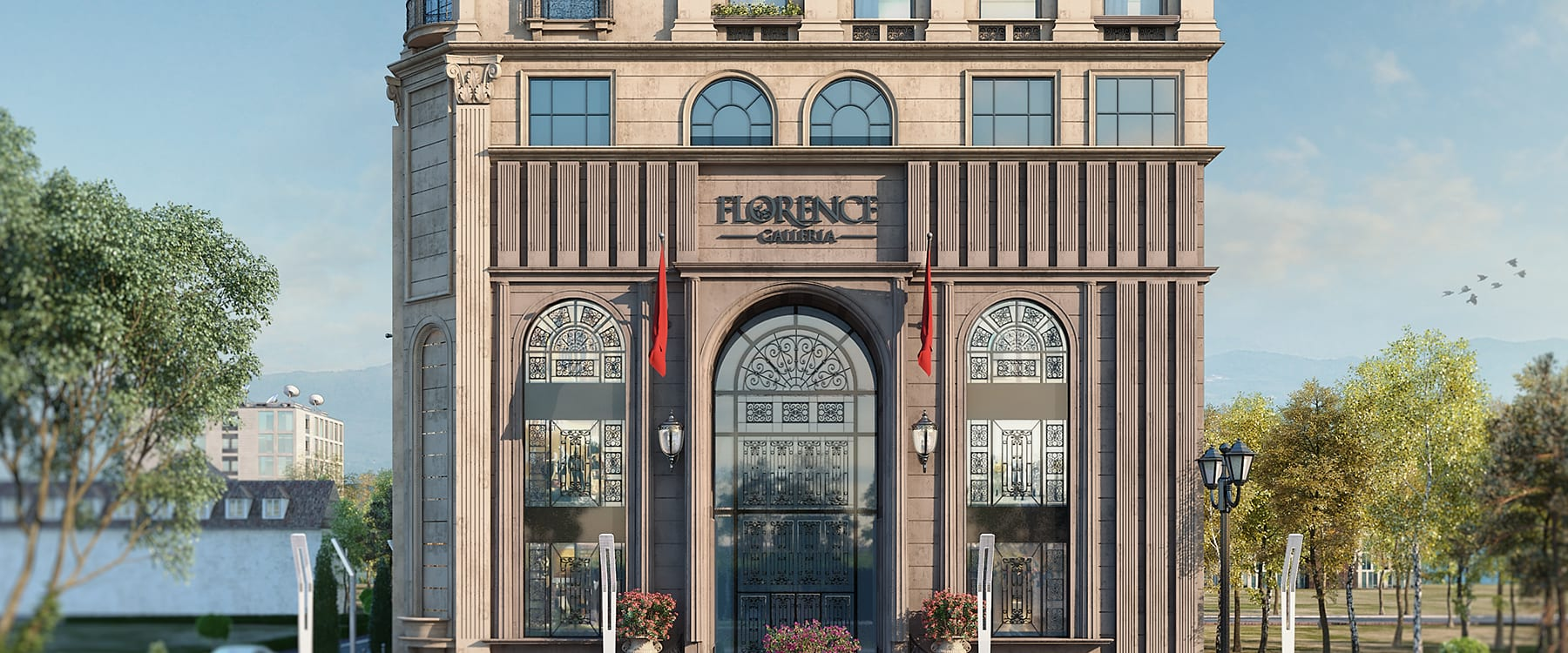 Florence Galleria, Islamabad | Graana.com