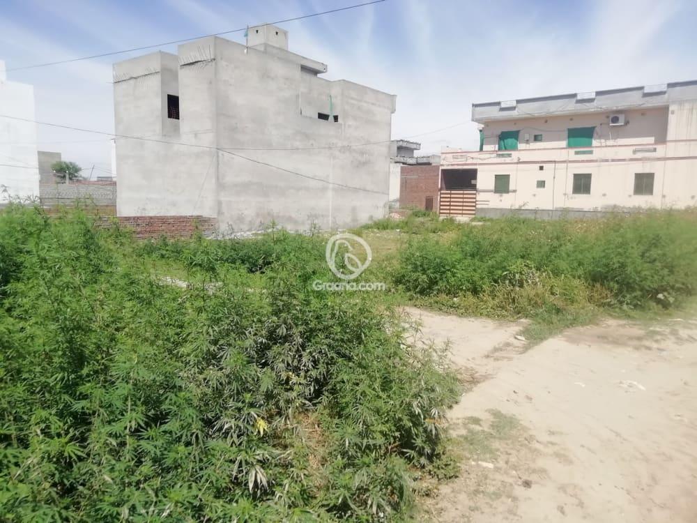 1.5 Kanal Residential Plot For Sale | Graana.com