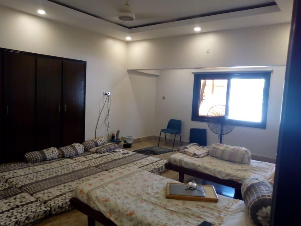 Ground Floor 3300 Sqft Apartment for Rent | Graana.com