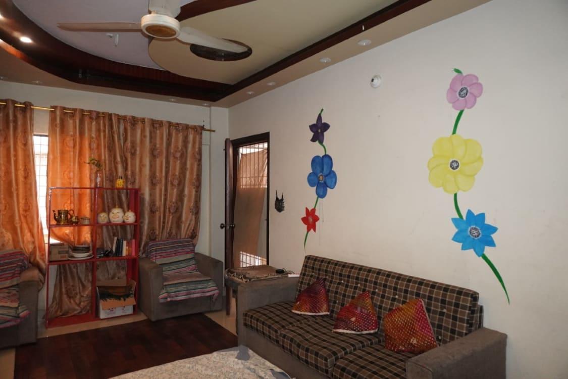 3rd Floor  1215 Sqft  Apartment for Rent  | Graana.com