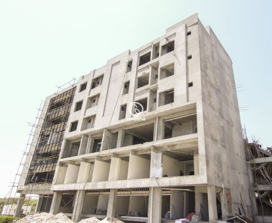 435 Sqft Grey Structure Apartment for Sale | Graana.com