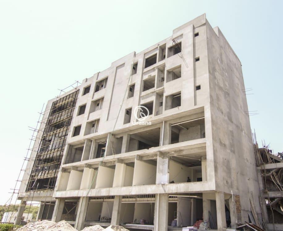 556 Sqft Grey Structure Apartment for Sale | Graana.com