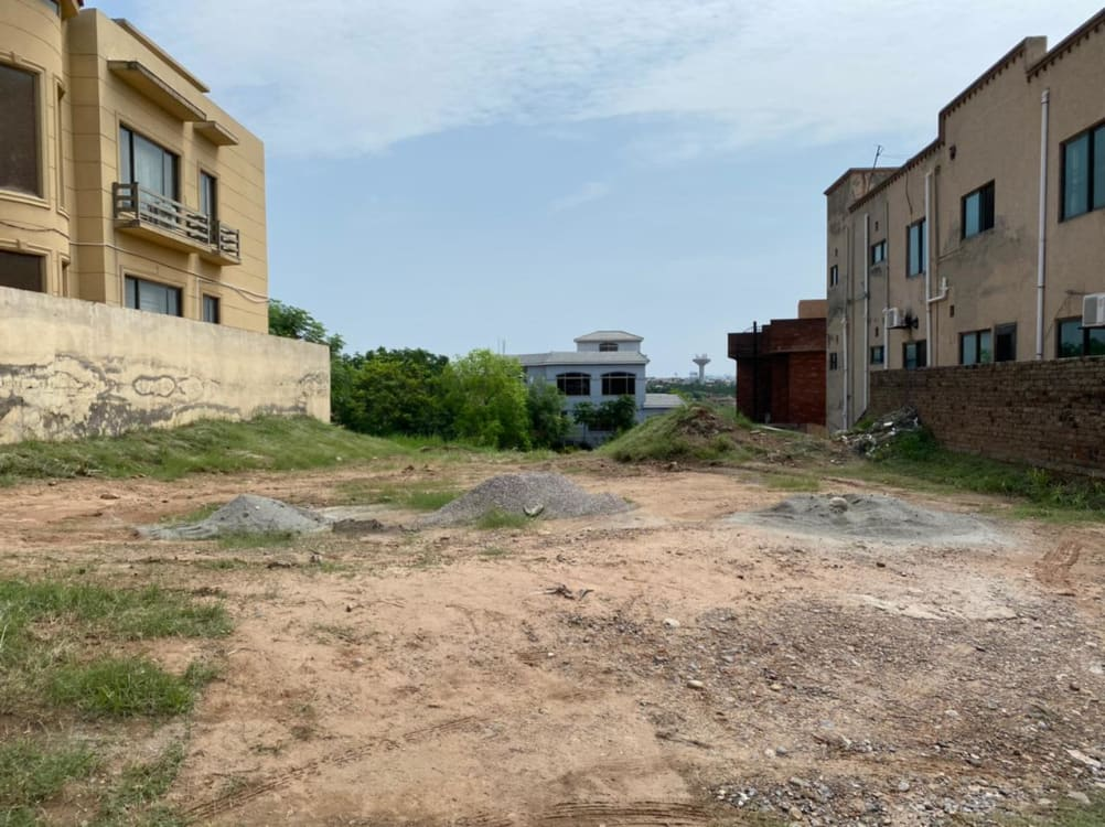 1 Kanal Plot For Sale In DHA Phase 1 | Graana.com