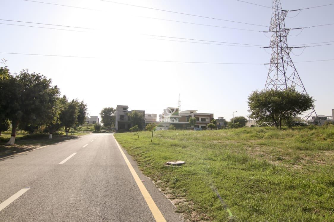 1 Kanal Plot for Sale in B-17, Islamabad | Graana.com