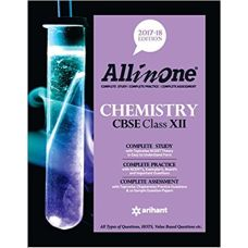 All-in-One Chemistry CBSE Class for 12
