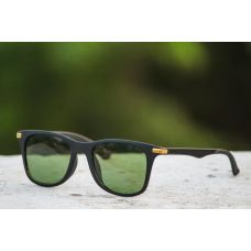 Green Color Way Farer  Type Fancy Goggles Sunglasses