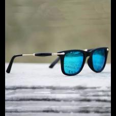 Sky Blue Wayfarer Type Fancy Goggles Sunglasses 2148
