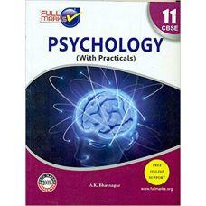 Psychology Class 11 CBSE (2018-19)