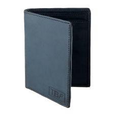 Dussledorf Alma Blue Men's Wallet (ALM-07)