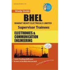 BHEL Bharat Heavy Electricals Limited: Supervisor Trainees Electronics & Communication Engineering Guide 6th  Edition