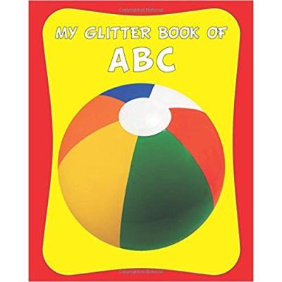 ABC (My Glitter Board Book)