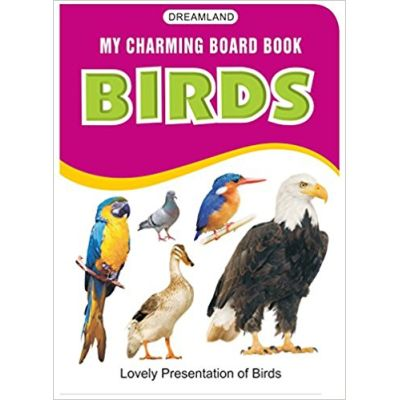 Birds (My Charming Board Book)