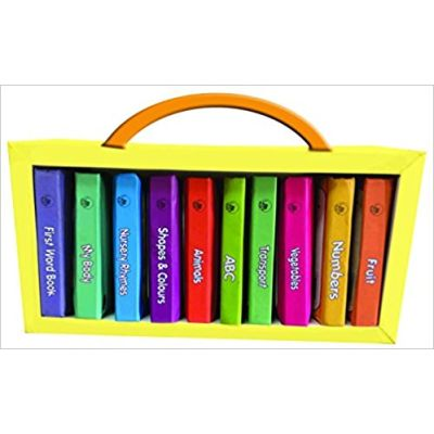 Gift Pack (10 Titles) (First Padded Board Books)