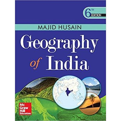 Geography of India (Old edition)