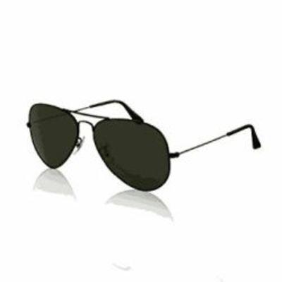 Black Color Aviator Type Attractive Goggles Sunglasses