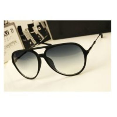 Black Color Aviator Type Attractive Goggles Sunglasses