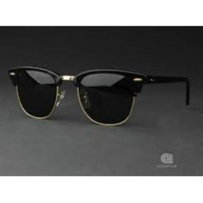 Black Color Club Master Type Attractive Goggles Sunglasses