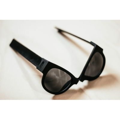 Black Color  Foldable Fancy Goggles Sunglasses